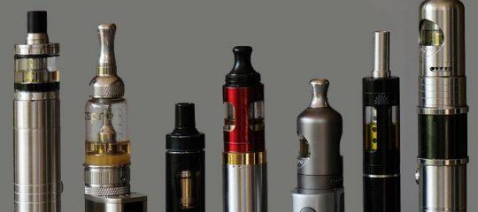Vente de cigarettes électroniques en ligne